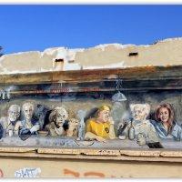 Граффити по мотивам... :: Александр Назаров