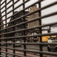 Мост за решеткой :: Максим Камышлов