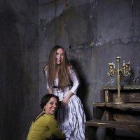 Света и Оля :: Виктория Литарова
