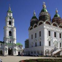 Астраханский кремль :: Лидия кутузова