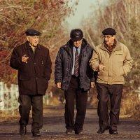 три товарища :: Андрей Пашков