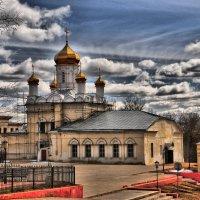 Центральная церковь :: Андрей Куприянов