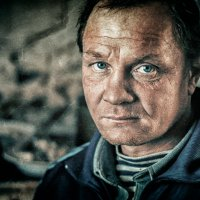 серёга лесоруб :: Андрей Афонасьев