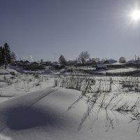 Тихий зимний вечер :: Luis-Ogonek *