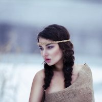 зима :: alexia Zhylina
