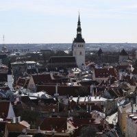 Vana Tallinn :: Андрей Кузнецов