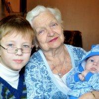 Четвертое поколение... :: Lasya Корчагина