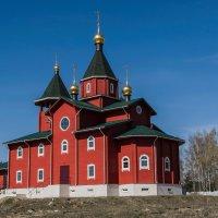 церков в лесу :: василий