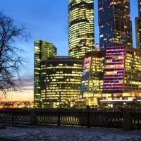Москва-Сити :: Юлия Седых