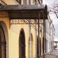 Московская улочка :: Юлия Седых