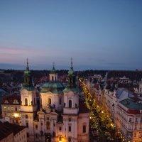 В Праге :: Марина Сорокина