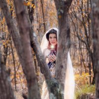 Душа Осени :: Anna Lipatova