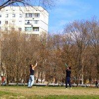 жонглёры :: Екатерина