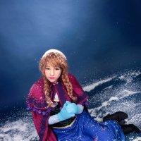 Frozen (Anna) :: Виктория Ким
