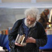Книголюб со стажем :: Виктор Берёзкин