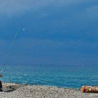 рыбак :: Валерий Дворников