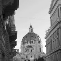 На улицах Вены :: Эдуард Цветков