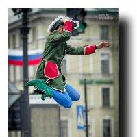 Праздник города.Санкт-Петербург :: Sasha Bobkov