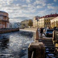 Весна в Санкт-Петербурге :: Татьяна Тарасова