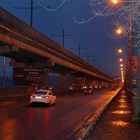 Воронежский мост :: Эркин Ташматов