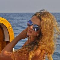 До свидания, море ... :: Ольга Винницкая (Olenka)