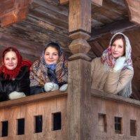Три девицы :: Дмитрий Кочетов