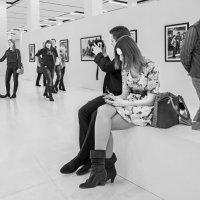 Картинки с выставки 4 :: Алексей Окунеев