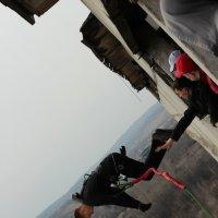 На прыжках :: Радмир Арсеньев