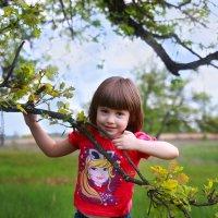 Дочурка :: Виктор Шлыков
