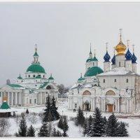 Спасо-Яковлевский монастырь :: Александр Назаров