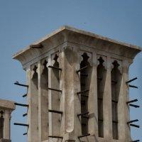 арабская башня :: человечик prikolist