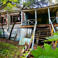 """Пионерский лагерь """"Лесной"""" :: Лариса Коломиец"""