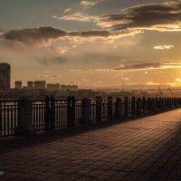 Пограничная вышка на реке Амур :: Дмитрий Петровец