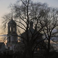 Тихий вечер :: Дмитрий Близнюченко