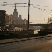Вечерняя Москва :: Стас Бабкин