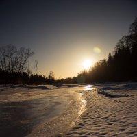 Космический рассвет :: Светлана Шмелева