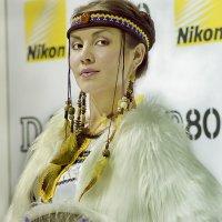 Шаманка от Nikon :: Валерий Ходунов