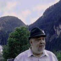 В Альпах :: Михаил Новиков