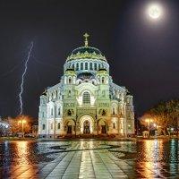 Громко светит луна :: Сергей Григорьев