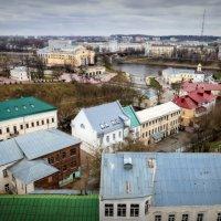 Гуляя по крышам... :: Александр Рамус