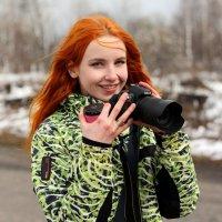 Рыжая бестия :: Дмитрий Арсеньев