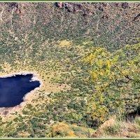 На краю кратера вулкана :: Евгений Печенин