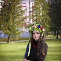"""Україночка-""""бандерівка"""" :: Виктория Донцова"""