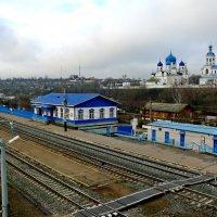 Станция Боголюбово. ГЖД. :: Анатолий Борисов