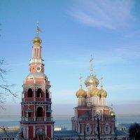 Рождественская церковь (Строгановская) :: Николай O.D.
