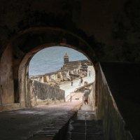 Карибы. Пуэто-Рико - старый форт. :: Александр Беляков