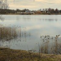 Вечер у озера. :: Игорь
