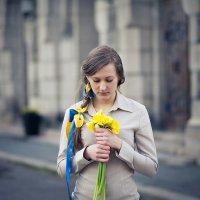 Думая об Украине :: Iriska Kostenko