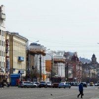 Такой разный город :: Елена Чупрова