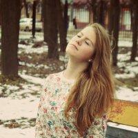 В парке. :: Татьяна Сухарева